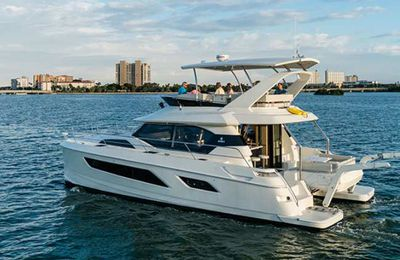 Cannes Yachting Festival to include Aquila Power Catamarans