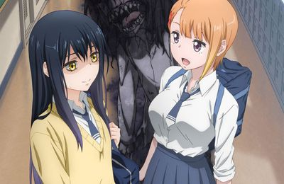 Mieruko-Chan - Slice Of Horror , l'animé en teaser !