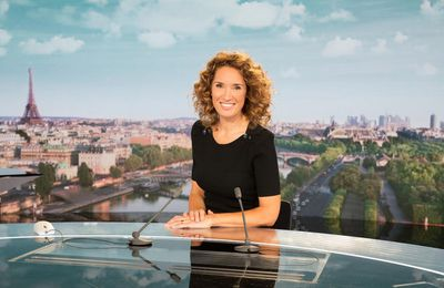 Marie-Sophie Lacarrau (France 2) va succéder à Jean-Pierre Pernaut