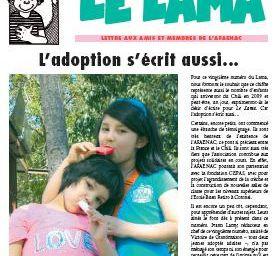 Notre Journal n° 20 : L'adoption s'écrit aussi - Témoignages de jeunes adoptés