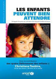 UNICEF : LES ENFANTS PEUVENT BIEN ATTENDRE