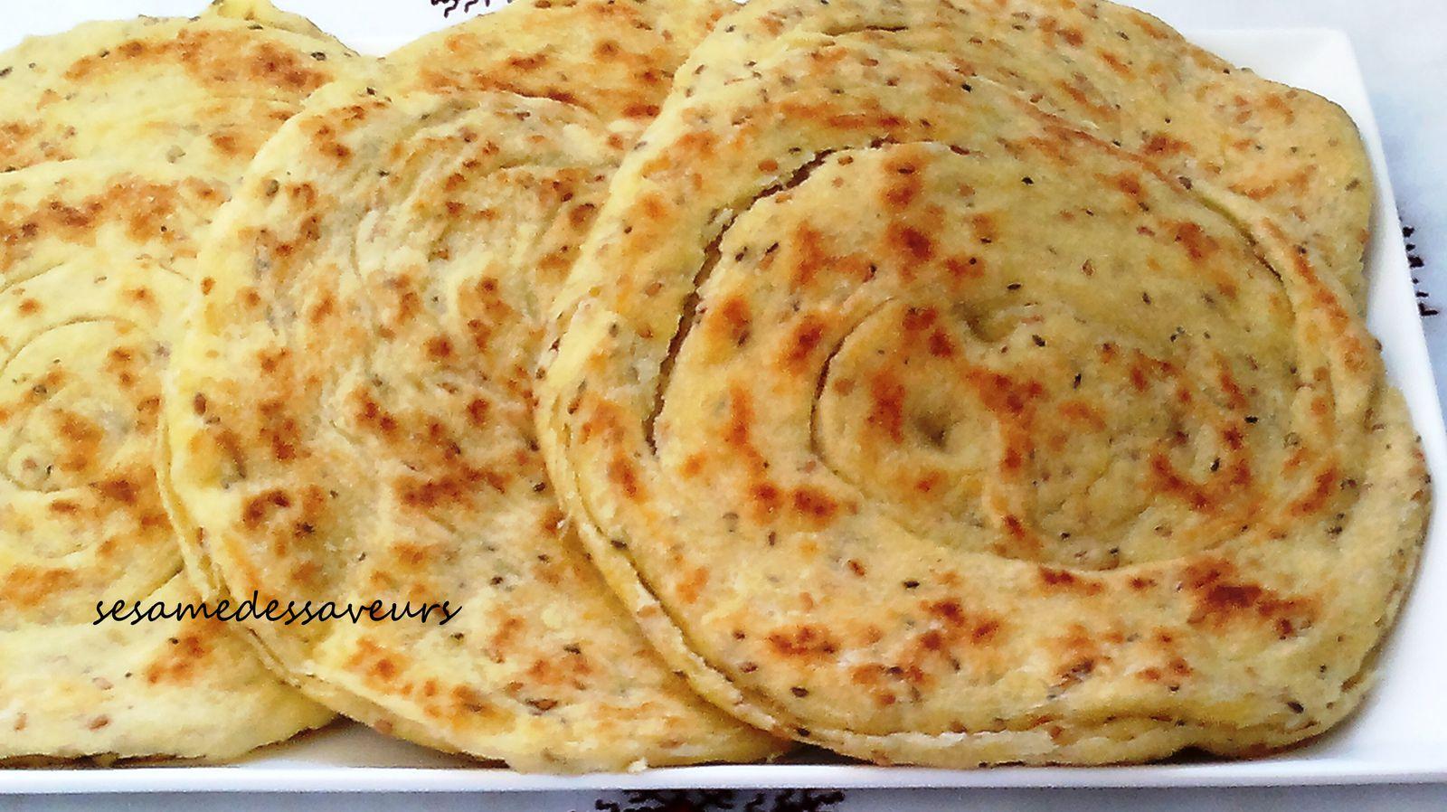 Recettes de pains pour Ramadan