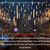 Christmas at Hogwarts - Escape Game by Chloé Wable-Ramos on Genial.ly