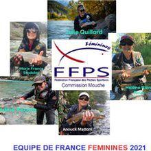FFPS - Commission mouche féminine