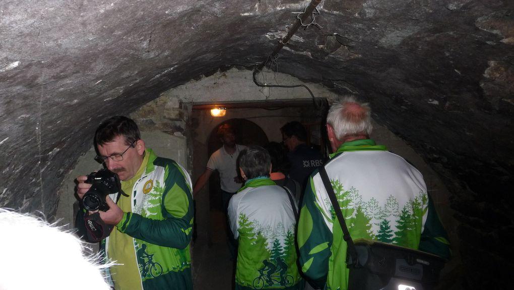 Visite de la cave Viot