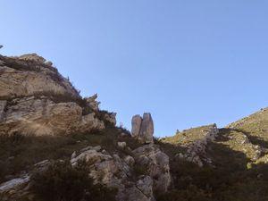 De st Jean de Garguier au col de Roussargues