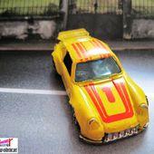 PORSCHE TURBO YELLOW SUMMER 1/64 - car-collector.net