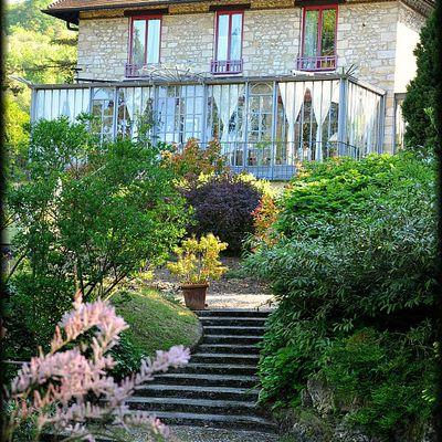 Giverny - La Pluie des Roses