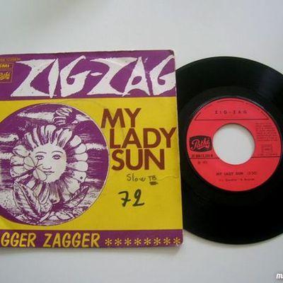 """zig zag, un groupe zeuhl dans la mouvance de magma formé à nantes en 1971 ressuscité par le label """"vapeur mauve production"""""""