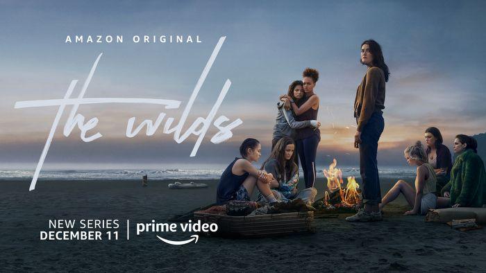 The Wilds (Saison 1, 10 épisodes) :adolescentes perdues au milieu de l'océan
