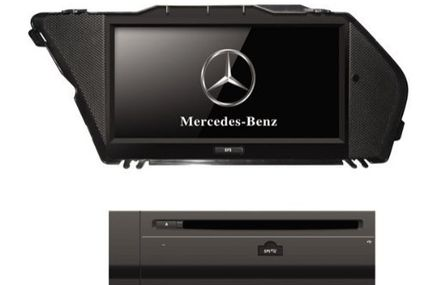 cheap tvs for sale   Deals for Piennoer Car GPS Original Fit Mercedes Benz GLK 6-8 Inch Touchscreen Double-DIN Car DVD Player  &  In Dash Navigation System,Navigator,Built-In Bluetooth,Radio with RDS,Analog TV, AUX & USB, iPhone/iPod Controls,steering wheel control, rear view camera input