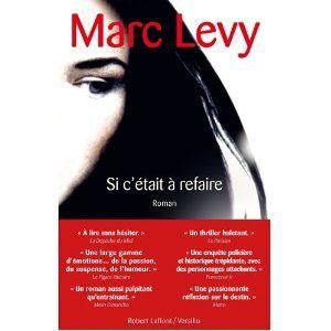 Marc Levy refait un livre