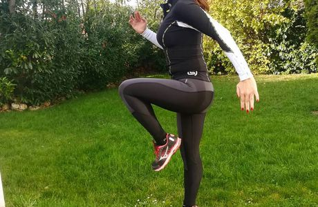 Ma tenue Skins pour l'hiver : DNAmic Thermal Windproof