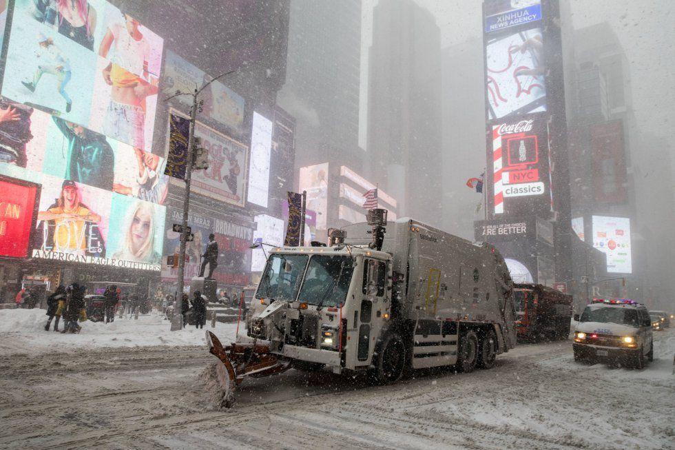 INTERNACIONAL: CICLON BOMBA. La ola de frio en Estados Unidos. Fuente el Pais