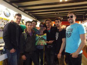 sapin, une formation rennaise qui officie en matière de garage, country, surf et pop