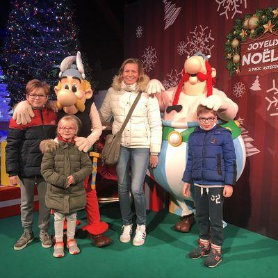 Vivez un Noël Gaulois au parc Astérix