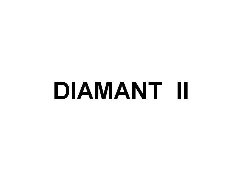 DIAMANT  II ,sur la Seine à Paris