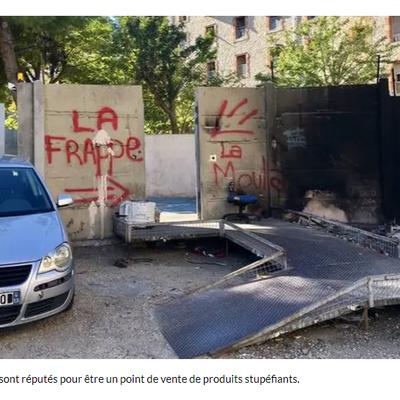 Marseille: Fusillade à la Belle de Mai. Une jeune femme de 19 ans en état de mort cérébrale