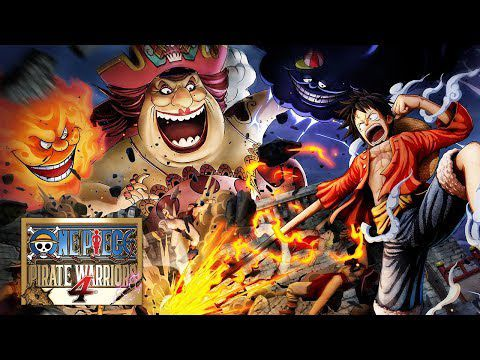 [ACTUALITE] One piece : Pirate Warriors 4 - annoncé avec un trailer