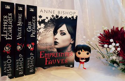 Meg Corbyn, tome 4 : empreintes fauves – Anne Bishop