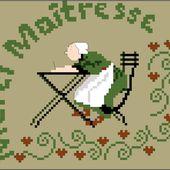 Grille 2011 : Merci Maîtresse(2) - Le Blog des Dames