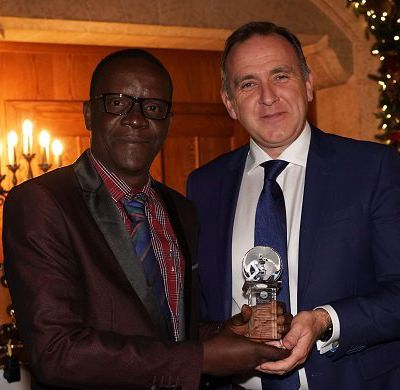 Roberts Flight Information Region Programme Manager Win CANSO Global Safety Achievement