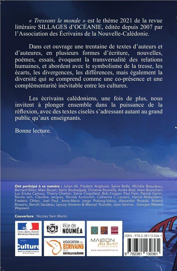 Sillages 2021 la publication annuelle de l'AENC est disponible