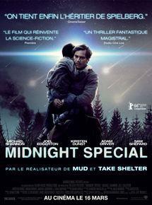 Lycéens au Cinéma : Midnight Special de Jeff Nichols avec la seconde 6