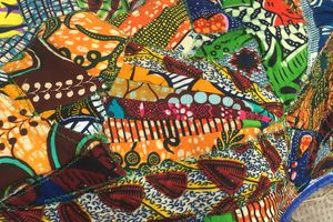 patchwork africain