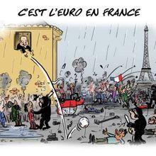 C'est l'euro en France