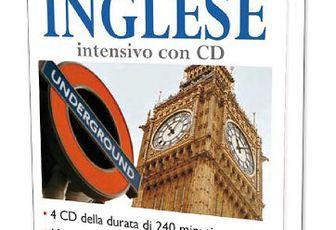 """"""" Corso di lingua. Inglese intensivo"""" Con 4 CD Audio"""