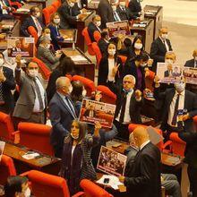 Marche vers la dictature en Turquie