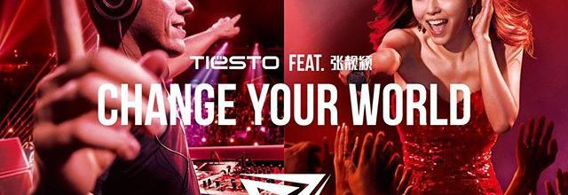Tiësto feat. 張靚穎 (Jane Zhang) - Change Your World (Chinese version) - Theme Song STORM Festival 2015