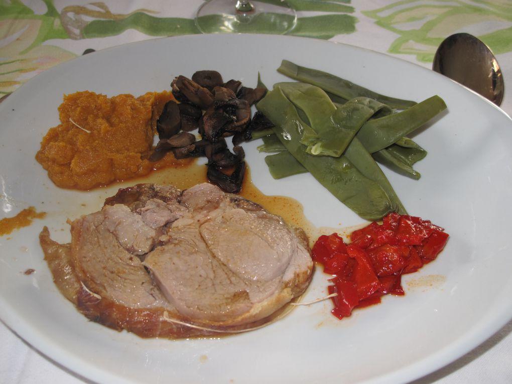repas dégustation du 3 avril 2010 Thème: le millésime 1997