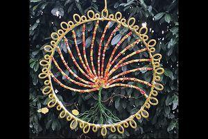 Sun catcher arbre de vie
