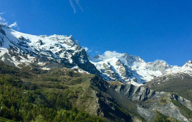 La naissance des Alpes
