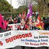 2500 manifestants à Lannion, 1,8 millions dans toute la France