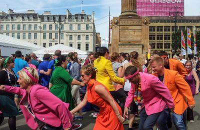 Une flash mob à Pontarlier samedi 24 avril 2021 pour danser encore !