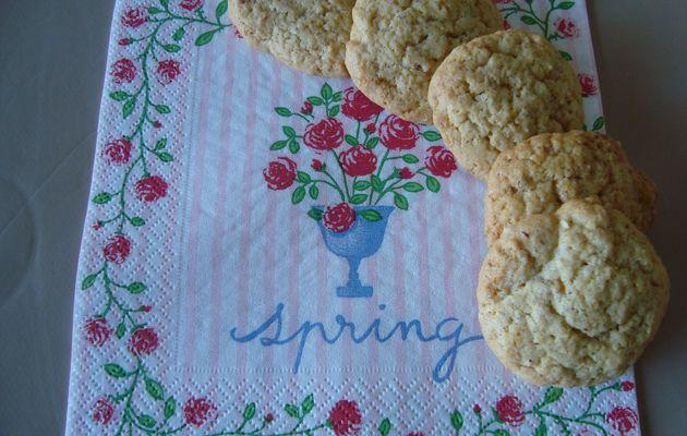 Biscuits croquants au pralin