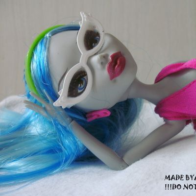 Ghoulia Yelps Steckbrief