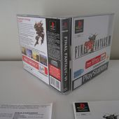 [VDS] Final Fantasy VI PAL fr / R-Type ps1 PAL