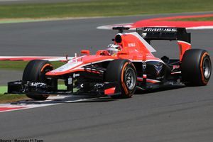 Marussia s'associe au club de Reading