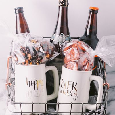 Father's Day is Near: Surprise Him with a Basket Full of Beer (and more)
