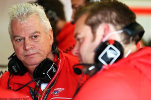 Pat Symonds quitte Marussia pour Williams