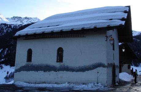 Ledray en Beaufortain et son clocher
