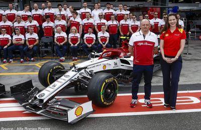 Shell rejoint à son tour Alfa Romeo