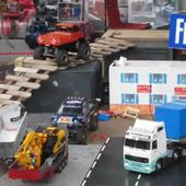 CAMIONS RADIOCOMMANDES LE MANS 2011 - CAMIONS RC - car-collector