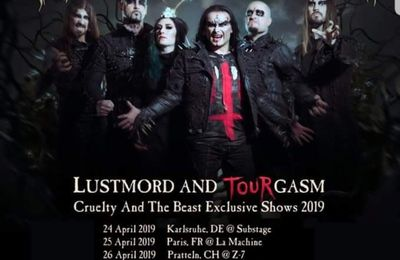 CRADLE OF FILTH annonce une tournee anniversaire pour Cruelty of the Beast