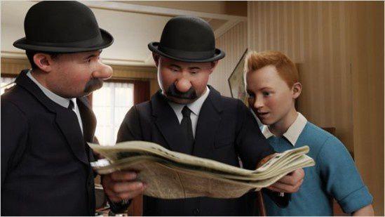 « Les Aventures de Tintin : Le Secret de la Licorne » le dimanche 22 Février sur TF1