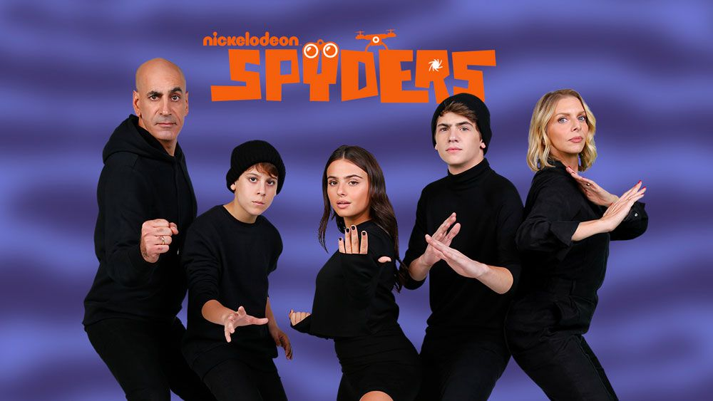 """""""Spyders : Apprentis espions"""", nouvelle série à découvrir dès ce lundi sur Nickelodeon Teen"""